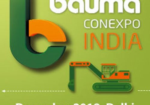 trident invitation bauma 2018